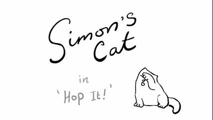 Hop It - Simon's Cat