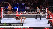RK-Bro vs. The Street Profits: Raw, Oct. 18, 2021