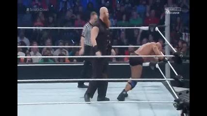 Райбак срещу Ерик Роуан - Wwe Smackdown - 04.02.16