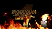 Непоказани кадри от шоуто на Кени - Dc Shoes- Gymkhana Four-bonus Edit