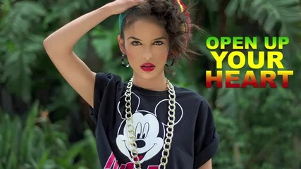 (2013) Mellina - Open Up Your Heart
