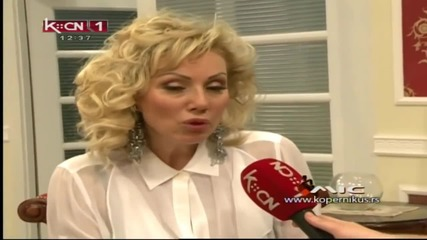 Lepa Brena - Intervju ( Tv KCN, 4. Maj 2015 )