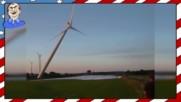 Полудели вятърни мелници