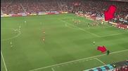 Най-тъпата симулация във футбола !