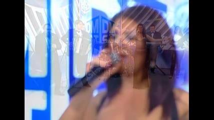 Sanja Maletic - Zasto mi srce rani - (LIVE) - Sto da ne - (TvDmSat 2009)