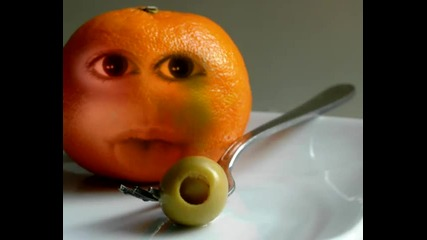 The Annoying orange - young version