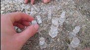Невероятно природно явление в Мъртво море