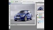 Преливащ Цвят Photoshop Cs3