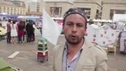 Colombia: Activists set up camp in Bogota to push for peace deal