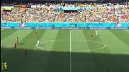 World Cup 2014 - Belgium vs Algeria 2-1