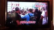 Джъстин Бийбър пристига в Япония ( 1 )