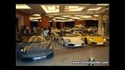 Обединени арабски емирства - коли в Дубай 2010