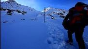 Последните метри до най-високия връх Мусала 2925метра