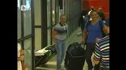 Йордан Йовчев завръщането в България след олимпийиските игри