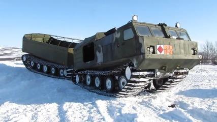 Удивителна руска машина