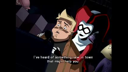 The batman s05e08 the metal face