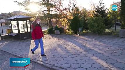 В БОРБАТА СРЕЩУ COVID-19: Студенти - доброволци помагат в болницата в Карлово
