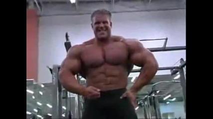 Bodybuilding- Jay Cutler Mr. Olympia 2010