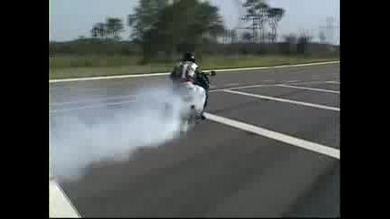 !!! Hyabusa се отрича от гумите си !!!