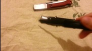 Избор на Нож - сгъваем