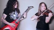 Guitar Vs Violin 3 Storm Heavy Metal Antonio Vivaldi Charlie Parra Faridde Caparo