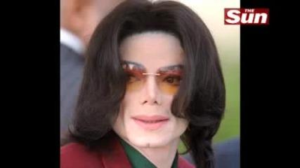 Michael Jackson - телефонни съобщения