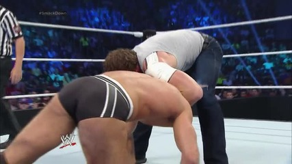 Wwe Разбиване 15 август 2014 Dean Ambrose vs Cesaro