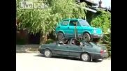 Смях - автотранспорт в Полша