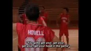 High School Musical 1  - Getcha Head In The Game