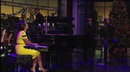 Alicia Keys - If I Ain't Got You ( Live on Letterman )