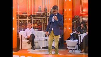 Milan Dincic Dinca - Da se isplacem - Utorkom u 8 - (TvDmSat 2015)