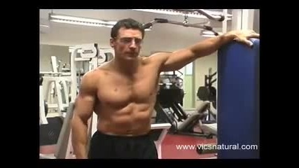 Страхотно упражнение за трицепс + Обяснение