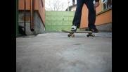 Boneless on a skateboard