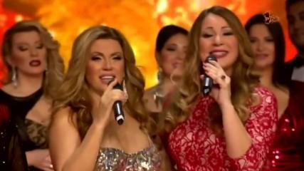 Indira Radic - Splet Pesama - Novogodisnji Grand (TV Prva 2014/2015)