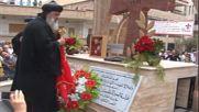 Syria: Ceremony commemorating Armenian genocide goes ahead despite suicide blast