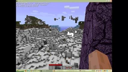 Minecraft - 8200 Tnt explosion
