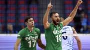 България се класира за четвъртфиналите на Евроволей 2017, след победа над Финландия