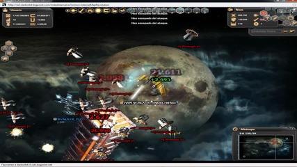 Даркорбит-black_angel и Black_fular бият Кубикон