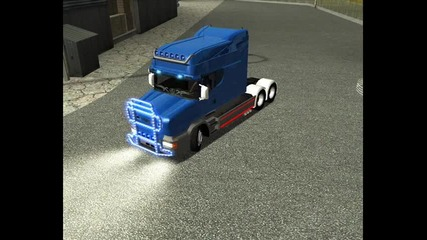 Euro Truck part (1)