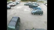 На това се вика професионално паркиране
