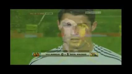 Роналдо срещу Херес и Виляреал
