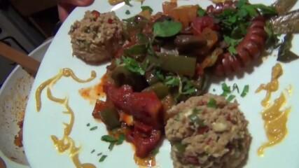 """Наденички на тиган със зеленчуци - """"Така готви Папа"""""""
