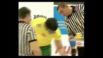 Професионална Армрестлинг лига 2008