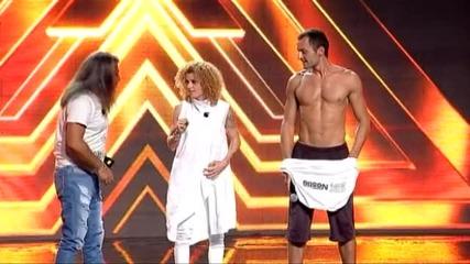 Росен Николов - X Factor кастинг (08.09.2015)