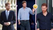 Принц Хари проговори за първи път за голите си снимки отпреди няколко години