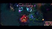 LoL Highlights: Quadrakill и Super Mega Death Rocket