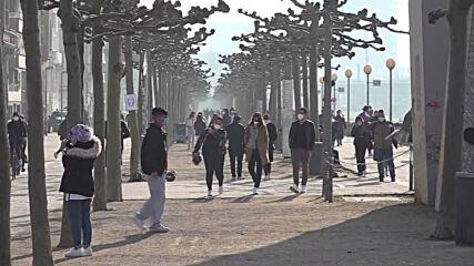 Germany: Dusseldorf imposes loitering ban on Rhine promenade amid pandemic
