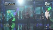 Бг. Превод! Taemin feat Kai Exo - Pretty Boy Live