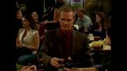 How I Met Your Mother - Season 2 - Reel Gag