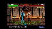 смешна пародия на Mortal Kombat High Quality